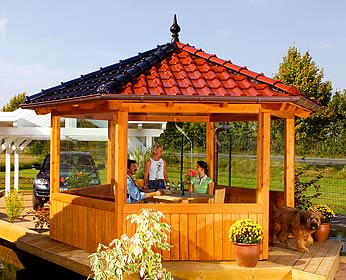 carport oder gartenhaus nat rlich von mycarport. Black Bedroom Furniture Sets. Home Design Ideas