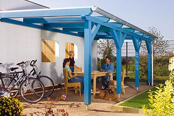carport oder pergola nat rlich von mycarport. Black Bedroom Furniture Sets. Home Design Ideas